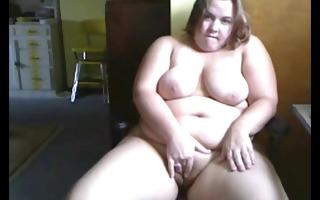 horny obese big beautiful woman friend i met