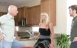 kat kleevage- one dick isnt enough to satisfy the