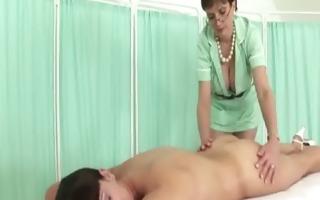 lezdom nurse mother i spanking