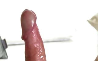 goodlooking couple enjoys male friendly ardent sex