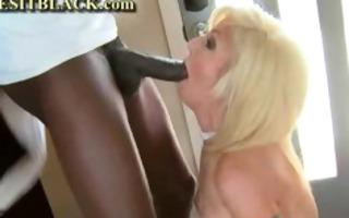 darksome meat invades sexy cougar
