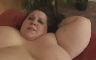 bbw jelli bean fucked and jizzed on