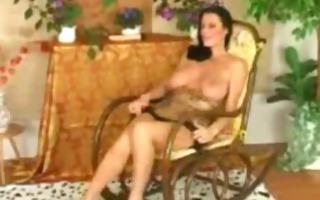 massive titty chick solo act