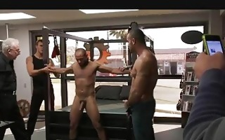 homo hunks humiliate their fuck partner