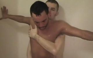 homemade shower fuck