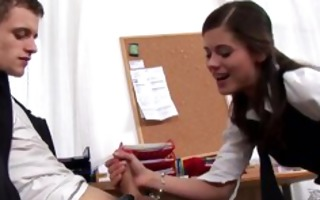 little caprice oral