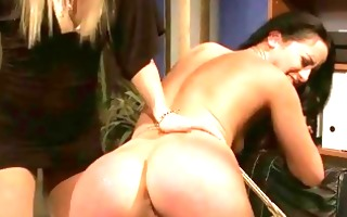 young dominant-bitch punishing sexy angel