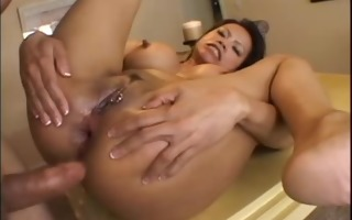 mommys excitement of the ass...