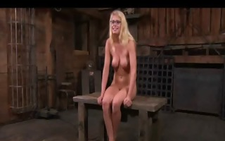allie locked and screwed in a farm 2 of 2