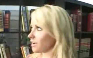 blondies squirting bawdy cleft problem