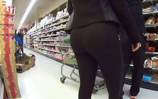 leggings ass