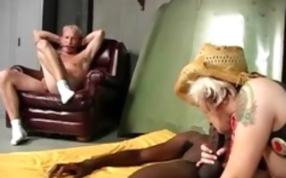 interracial oral sex and fuck femdom beauty