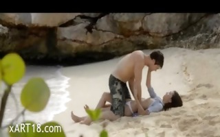 extremely fluent paramours sex on the beach
