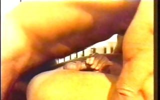 vintage homosexual engulf and tug - his movie