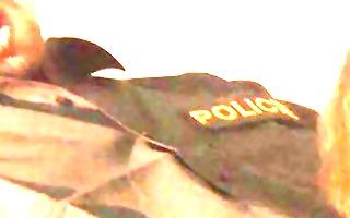 gay cop copulates and sucks inmate