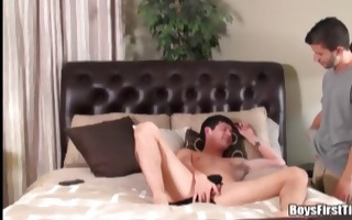 slutty lad gets his ass filled