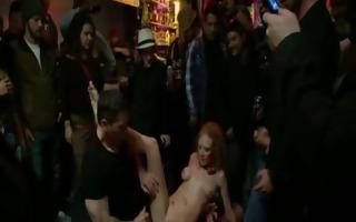 intensive sadomasochism sex and anal fistin