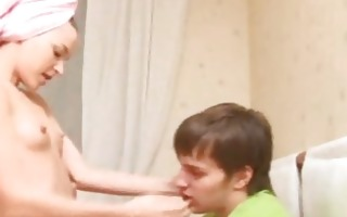 great legal age teenager sex after the shower