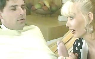 blonde mature 1