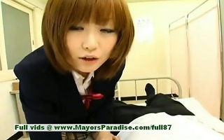 rio hamasaki blameless pleasant japanese girl