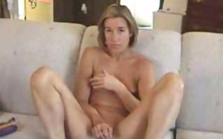 hot mature masturbates