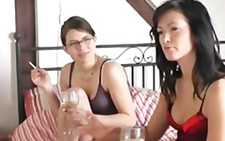 zuzinka and tereza czech lesbos in act