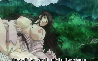 huge titted sexually excited manga hottie