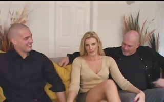 hubby watches wife fuck juvenile man