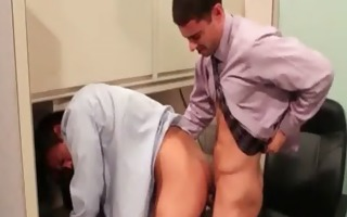 wicked homo dudes fucked hard in the a-hole at
