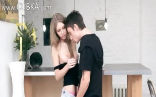 legal age teenager beauty from russian fucked hard