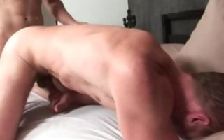 homosexual fucking a str dudes booty