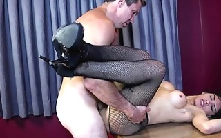 gorgeous shemale arse screwed