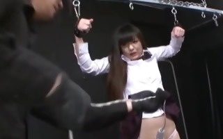 japanese reality bdsm action: rabon in servitude