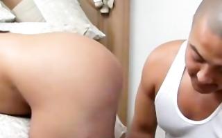 marvelous large tits latina babe