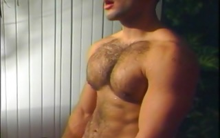 muscled dudes in vintage homosexual porn