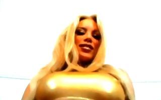 dominatrix gold