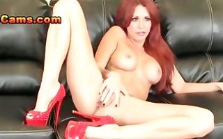 huge billibongs redhead playgirl