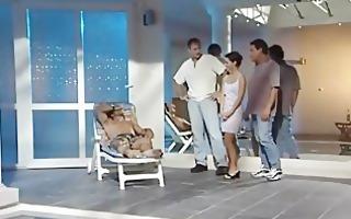 suzy spark anal sex in the sauna