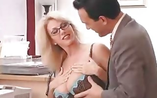 large titted mommy with her boss...f70