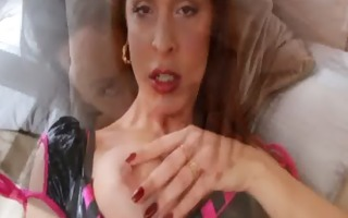 fantastic transsexual babe ana hickiman gives a